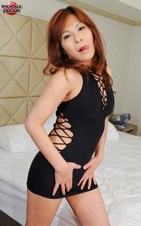 pretty japanese tranny slut